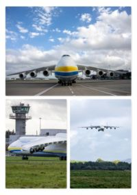 With the longest runway in Ireland at 3,199m, Shannon Airport is the only airport in Ireland capable of accommodating the Antonov AN-225, the world's largest aircraft