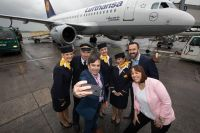 Lufthansa doubles capacity from Shannon