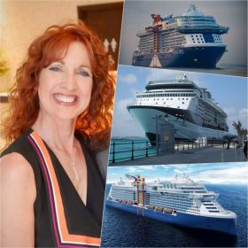 Valerie Murphy (Celebrity Cruises) - Celebrity Cruises sails 2022-2023 Caribbean and Mexican Riviera winter season