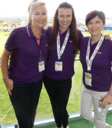 Great job ladies and thanks for a fantastic day from the Travelbiz Team. Anita, Lisa and Jane (Emirates)