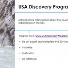 Sign up to the USA Discovery Program to learn everything State Side