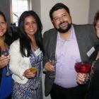 Raquel Toro (Kimpton Chicago), Ingrid Ruz (Kimpton Hotels Boston), Elliot Martinez (Kimpton New York) and Marie Jacq Lopez (Kimpton Hotels)