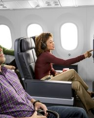 American Airlines direct service to Dallas, Texas