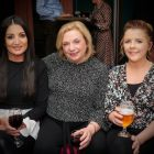 Alice Carrick (eTravel) with Polly Bond and Tracy Mcloughlin (Tour America)