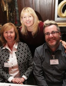The ATTS Team of Catherine Grennell-Whyte,Linda Mackin and Martin Whelan