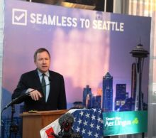 Stephen Kavanagh (CEO Aer Lingus) It's Seattle!