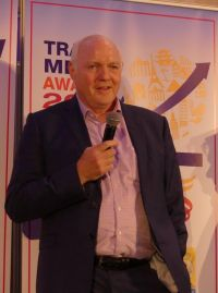 Lifetime Achievement Award sponsored by Shannon Airport - Cormac O'Connell, Dublin Airport