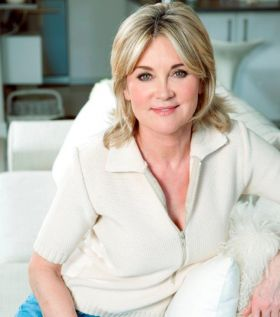 Anthea Turner Opens Holiday World Belfast