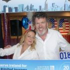 United Airlines 20th Birthday party in the Trinity Hotel Dublin