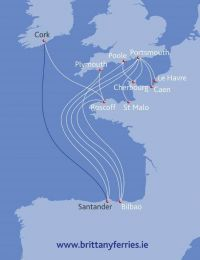 Brittany Ferries launch direct service from Ireland to Spain