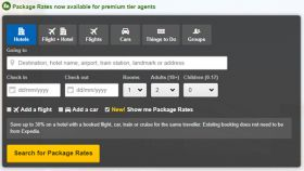 Expedia hotels at B2B prices available to affiliated Travel Agencies