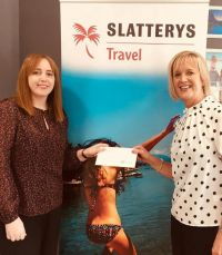 Michelle wins Aer Lingus flights from Cork to Newquay