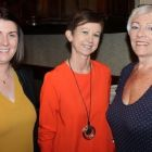 Karen Morgan-Murphy (Travel Counsellors), Grainne Caffrey and Mary McCormack (both Sunway)
