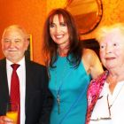 Derek Pheasey (Strand Travel Waterford), Val Murphy (Etihad) and Susan Kiernan (Ask Susan Travel)