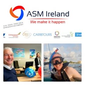 ASM Ireland run by Alan Sparling & Jo-Ann Raleigh, are delighted to be celebrating 8 years in business