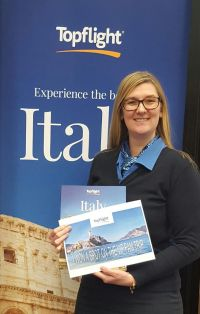 Donna Kenny (Cassidy Travel Blanchardstown)