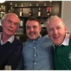 Richard Cullen (Killiney Travel), Thomas Donohue (Strand Travel) and Ken Masterson (Skytours)
