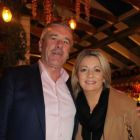 Niall Mc Donnell (Classic Collection Holidays) and Mary Denton (Sunway)