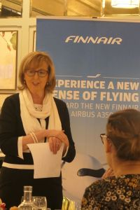 Finnair are represented in Ireland by ATTS Travel Representation Solutions