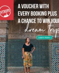 Intrepid Travel launches their exclusive Irish agent incentive