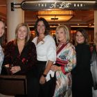 The A-List stars Elaine Sheridan (O'Callaghan Travel), Ciara Dromgoole, Dawn Conway, Deirdre Sweeney, Alice Swords (all Sunway) and Zina Charbane (Best4Travel).