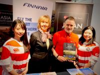 Win a place on the Fam to Japan With Wendy Wu and Finnair