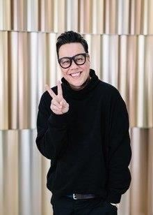 TV fashion stylist Gok Wan