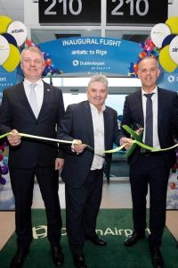 airBaltic Launch from Dublin to Riga
