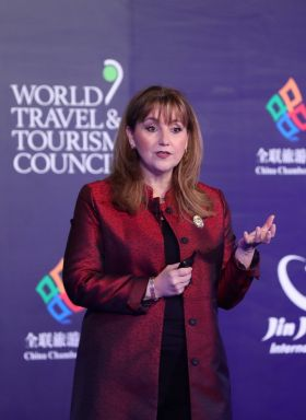 Gloria Guevara, President & CEO, WTTC (photo:wttc.org)