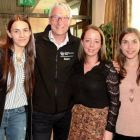 Alan Sparling with the Navan Travel Team at TPG Dundalk