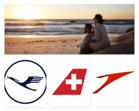 Lufthansa, Austrian and Swiss Airlines; Companion Special – now bookable until 20 July 2021