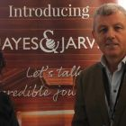 Aisling Gavin and Ray Scully (both Travelopia/Hayes & Jarvis)
