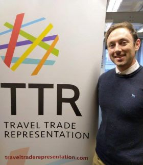 Charlie McNally has been appointed Trade Account Manager with TTR