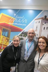 American Airlines and Miami at WTM 2018