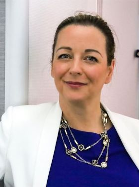 Martina Migliarina (Country Sales Manager United Airlines)