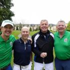 Philip Airey, Gerry Boyle, David Giles and Peter O'Hanlon