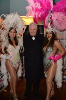 Gerry loves the Vegas glitz and glam