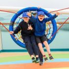 Glasheen Boys on Independence of the Seas