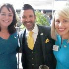 Sharon Jordan, (Country Manager), Paul Melinis (Sales Director) and Eilish Wall (National Account Manager)
