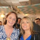 Sharon Jordan (Sales Manager TTC) and Sarah Slattery (The Travel Expert)