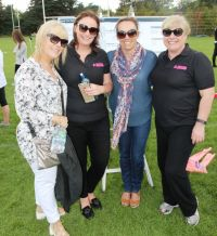 At last year's Fun Day Deirdre Sweeney (Sunway), Sharon Jordan (TTC),Tanya Airey (Sunway) and Fiona Foster (Innstant Travel)