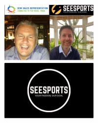 Don Clarke (DCM Founder and Owner) teams up with SeeSports