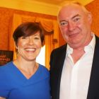 Beatrice Cosgrove (Country Manager Ireland Etihad) and Dave O'Grady (eTravel)