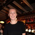 Sara Appleton - the lucky winner of a prize holiday!