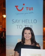 TUI & Travelbiz Blogger Winner 2017!
