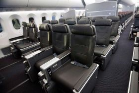 AA Premium Economy Seating on American Airlines