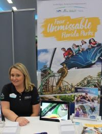 Seaworld Parks and Entertainment with Michaela