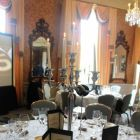 The elegant room in Shelbourne Hotel
