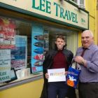 Instant appear at Lee Travel with Sean Healy (Lee Travel)