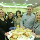 Travel Counsellors at the 'Taste of America'